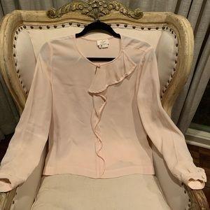 Kate Spade light pink blouse